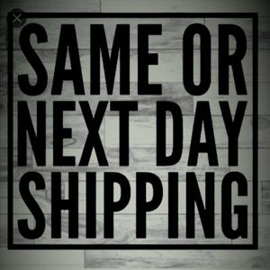 Accessories - Same day or next day shipping guaranteed!